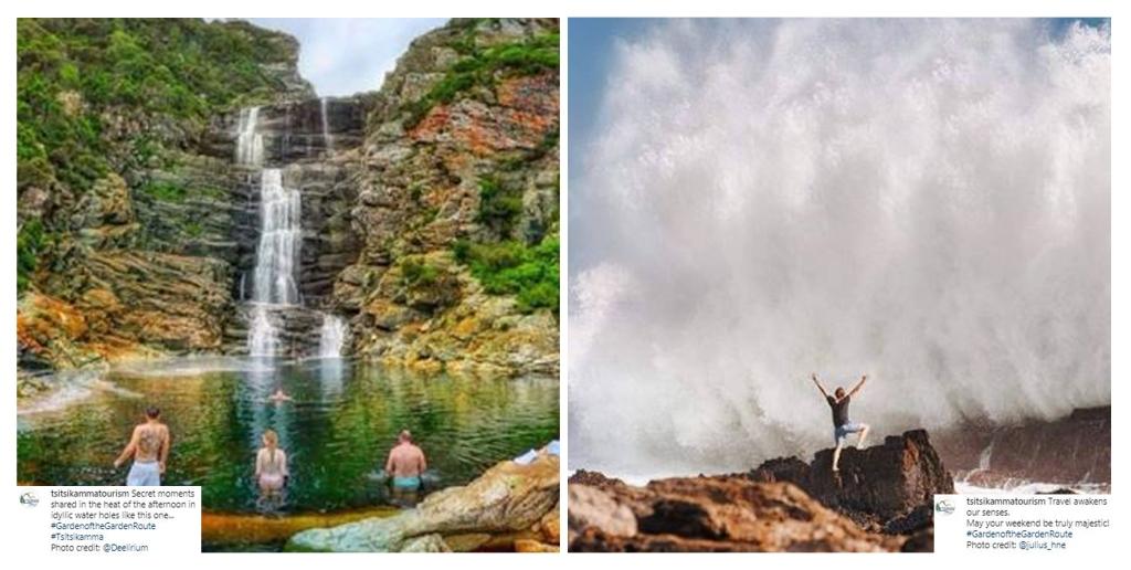 Follow Tsitsikamma Tourism on Instagram