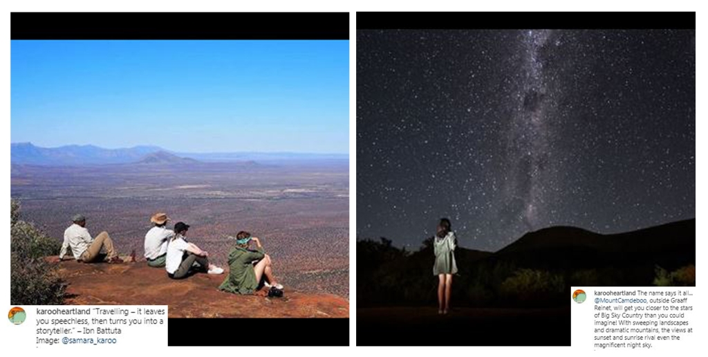 Follow Karoo Heartland on Instagram
