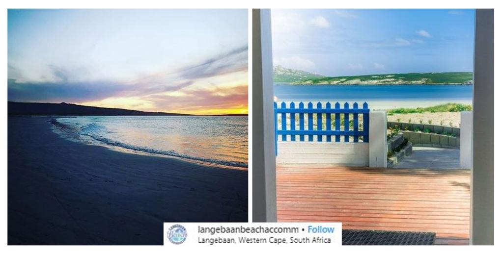 Follow Langebaan Beach Accommodation SA on Instagram