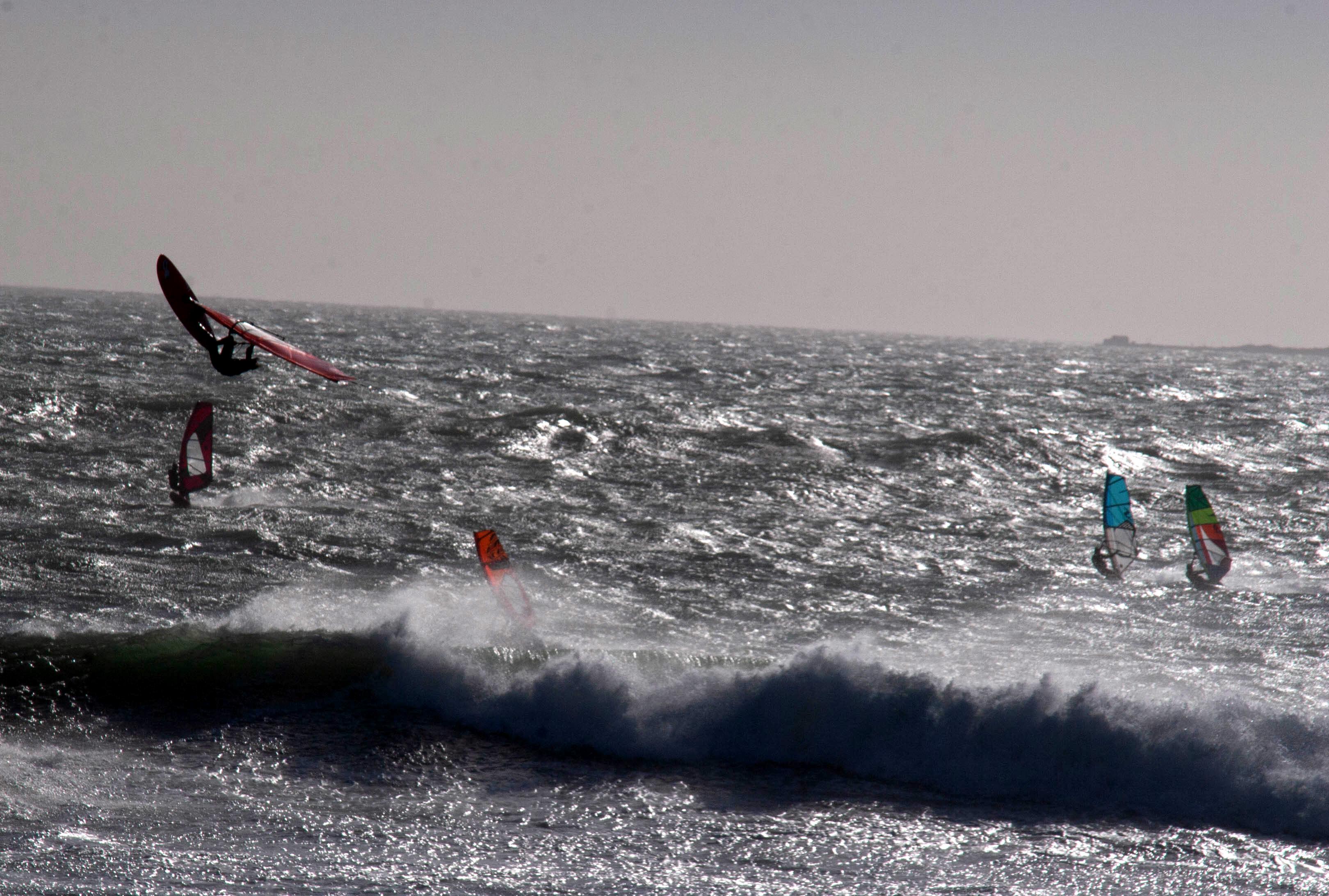 windsurfing cape town